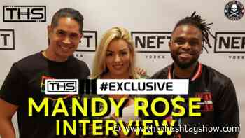 Mandy Rose Talks Going From Tough Enough To NXT To WWE And More - That Hashtag Show