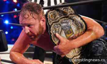 Jon Moxley comments on the competition between WWE NXT and AEW Dynamite - Wrestling News