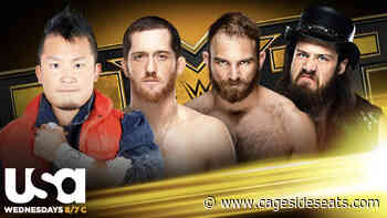 Timothy Thatcher added to NXT Gauntlet Eliminator match - Cageside Seats