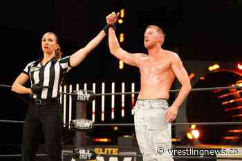 WWE NXT star expresses interest in match against Orange Cassidy - Wrestling News