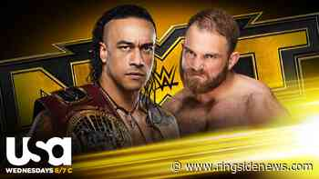 WWE NXT Results – September 16th, 2020 - Ringside News