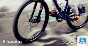 Mit Mountainbike gestürzt: Lenker blieb bewusstlos liegen - 5 Minuten