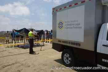 Hallan los cuerpos de los pescadores desaparecidos en Bahía de Caráquez - Metro Ecuador