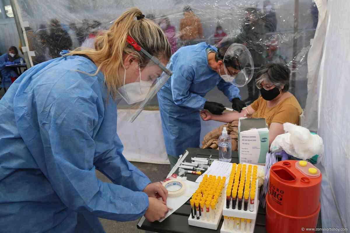 Realizaron en San Pedro una campaña de testeos aleatorios en la vía pública - zonanortehoy.com