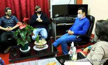 ▷ Agro y San Pedro fortalecen el trabajo conjunto en diversas áreas - noticiasdel6.com - Noticiasdel6.com