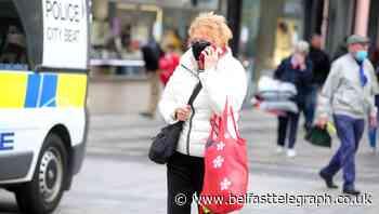 Coronavirus: Complacency over masks is still evident among Belfast shoppers - Belfast Telegraph
