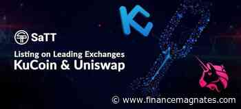 SaTT Gets Listed on KuCoin and Uniswap - Finance Magnates
