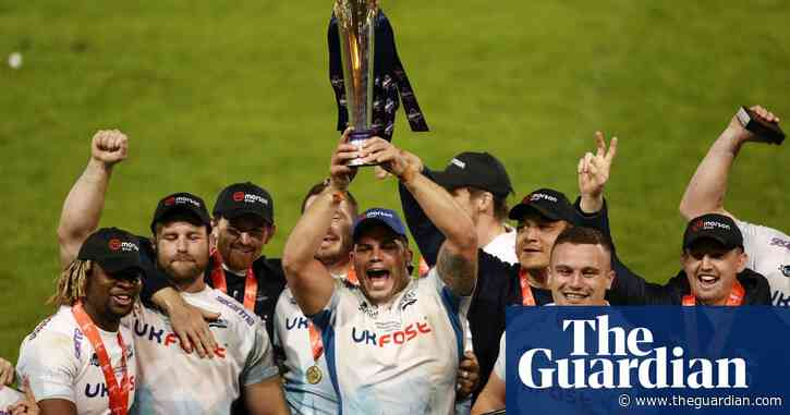 Sale end silverware wait by edging out Harlequins in Premiership Cup final