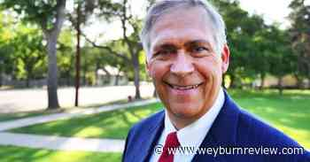 Weyburn's Mayor Marcel Roy to run for re-election - Weyburn Review
