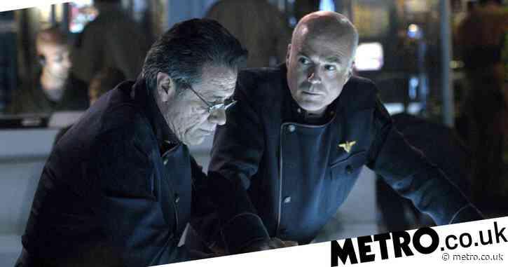 Battlestar Galactica's Michael Hogan has GoFundMe set up in his honour following brain bleed
