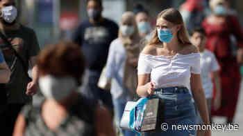 Coronavirus: Gemiddeld aantal dagelijkse besmettingen stijgt met 62 procent - newsmonkey