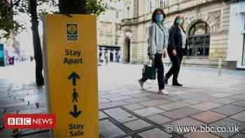 Coronavirus in Scotland: Four numbers to watch - bbc.co.uk