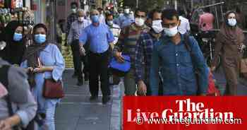 Coronavirus live news: Iran sees highest daily cases since June; US approaches 200000 Covid deaths - The Guardian