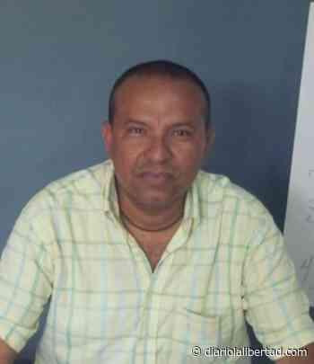 Falleció Wadit Valencia, Presidente del Concejo de Campo de la Cruz - diariolalibertad.com