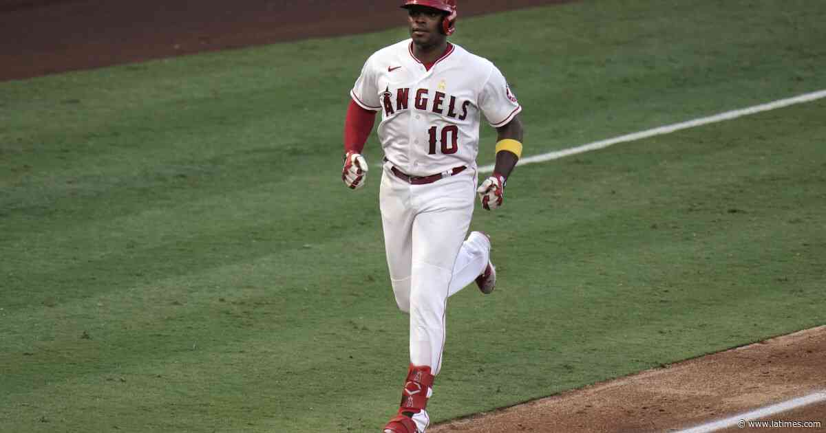 Angels slugger Justin Upton salvages his season with a late kick