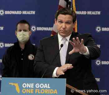 DeSantis wants to block aid for cities that defund police. Some cities say back off.