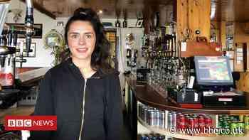 Rathlin Island: The UK island with no coronavirus cases - BBC News