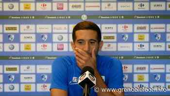 [Mercato] Florian Raspentino s'engage avec le SC Bastia - Grenoble Foot Info
