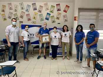 Rotary Club Salto inaugura nova fase do Projeto Máscaras para Todos - Jornal Periscópio