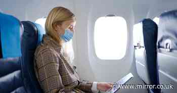 Keeping seats empty on planes doesn't stop coronavirus outbreaks, study says