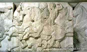 US Congress urges Boris Johnson to return the Elgin Marbles to Greece