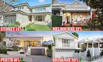 Westpac now expecting Australian house prices to recover 15 per cent from 2021