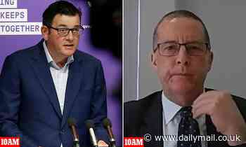 Daniel Andrews accused of distraction technique by moving briefings