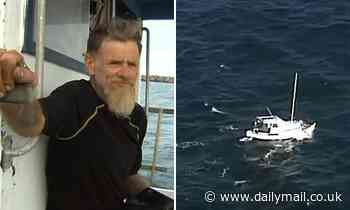 South Australian fisherman Tony Higgins missing again after disappearing two weeks ago