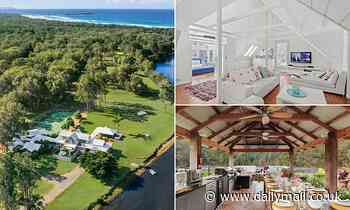 The Banksias iso-retreat property with beach, koalas and golf course hits market for $5million