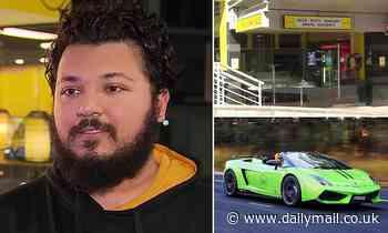 Sydney kebab shop owner is savaged for sharing a 'homophobic meme'