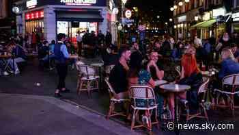 Coronavirus curfew for pubs won't help reduce infection rates, hospitality expert warns - Sky News
