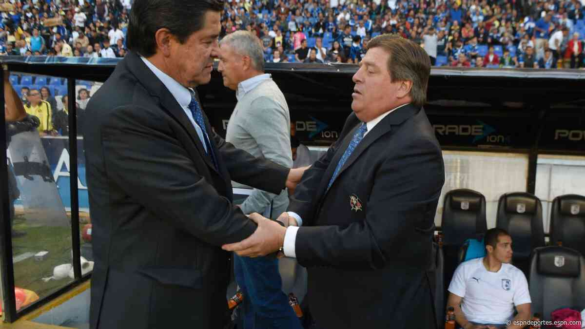 Miguel Herrera: A Luis Fernando Tena no le respetaron su proceso en Chivas - ESPN Deportes