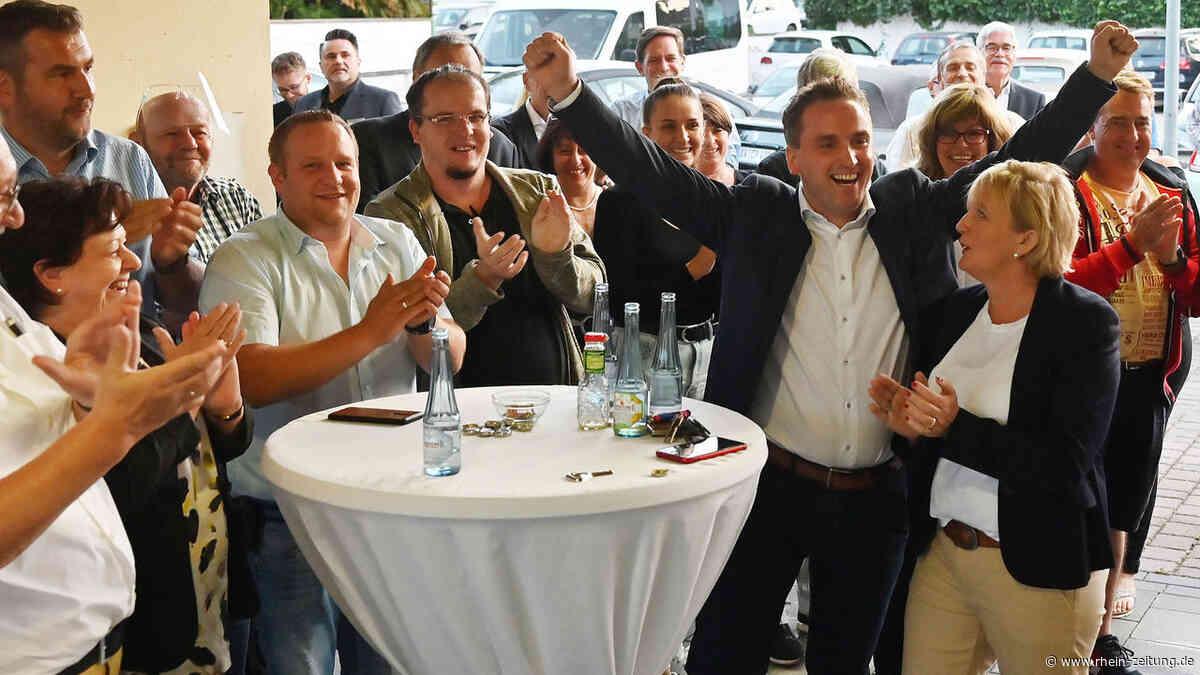 Bad Breisig hat gewählt: Caspers führt fortan die Verbandsgemeinde - Rhein-Zeitung