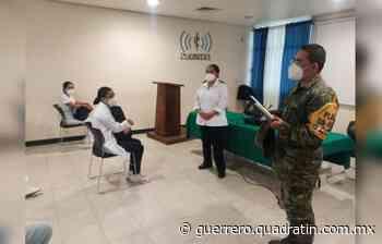 Contrata Sedena a profesionales de salud para Hospital Móvil de Ometepec - Quadratin Guerrero