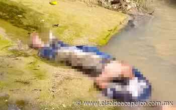 Localizan cuerpo decapitado en arroyo La Hontana, Ometepec - El Sol de Acapulco