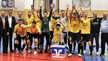 FLVW beschließt: Kein Hallenfußball in Westfalen - WR News