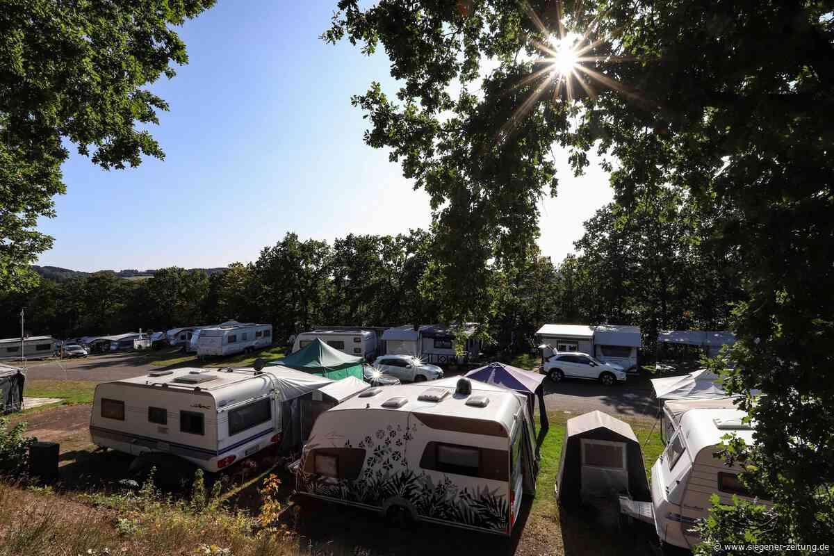 Siegen-Wittgenstein hinkt hinterher: Camping-Boom im Kreis Olpe - Siegen - Siegener Zeitung