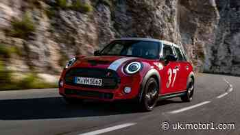 Mini celebrates rally success with new Paddy Hopkirk special edition