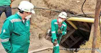 Se registra nueva emergencia en mina de carbón, esta vez en Socha, Boyacá - Semana.com