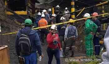 Dos personas mueren en una mina de Socha, en Boyacá - W Radio
