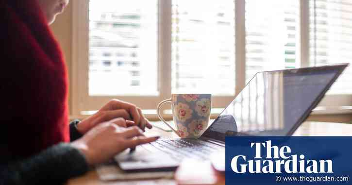 'Nine at night and my laptop is still open': social work in a pandemic