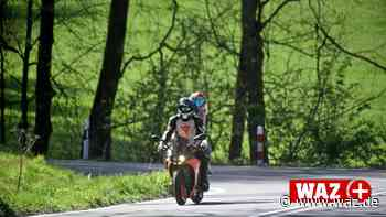 Velbert ist Schwerpunkt für Motorradlärm in der Region - Westdeutsche Allgemeine Zeitung