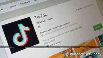 TikTok Removed Over 3.7 Crore Videos from India in First Half of 2020 for Violating Guidelines, in Latest Transparency Report