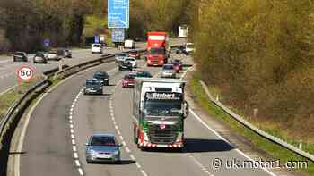 Most Brits unaware of motorway overtaking etiquette