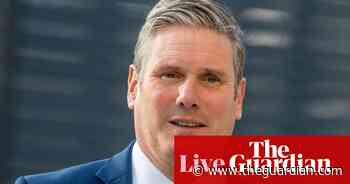 UK politics live: Starmer tells Labour it deserved to lose last election - The Guardian