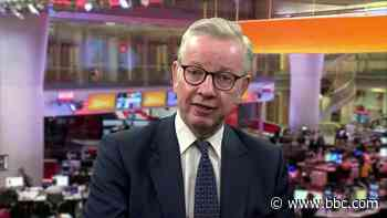 Coronavirus: Work from home 'if you can', Michael Gove says - BBC News