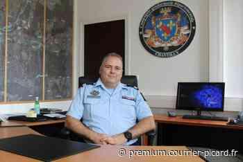 Christophe Jacques prend la tête de la compagnie de gendarmerie de Chantilly - Courrier picard