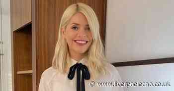 Holly Willoughby's 'stunning' outfit as she changes up her look