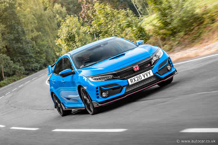 Honda Civic Type R 2020 UK review