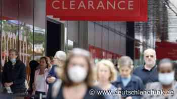 Newsblog zum Coronavirus +++ Britische Regierung empfiehlt wieder Home Office +++ - Deutschlandfunk